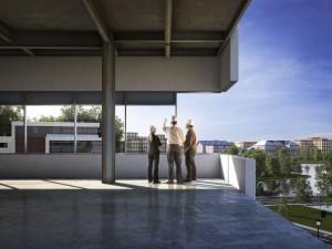 Ehitusprojekt BIM tehnoloogiat kasutades, et valida sobivad seinaelemendid