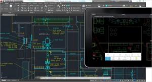 AutoCAD 360 Pro mobiilirakendus