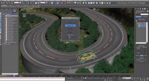 3ds Max teedeprojekteerimises (CivilView kasutamise võimalus)