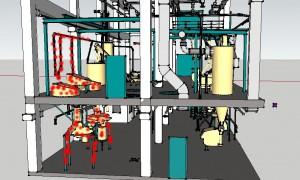 3D mudelite paigutamine koondmudelisse