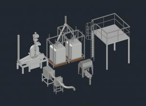 AutoCAD 3D modelleerimine 2D alusjooniste järgi