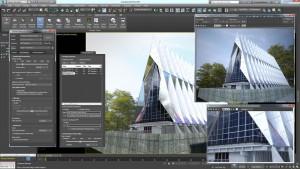 3ds Max arhitektuurses visualiseerimises