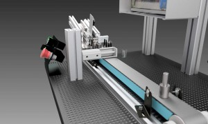 Tootmisliini modelleerimine tarkvaras Inventor