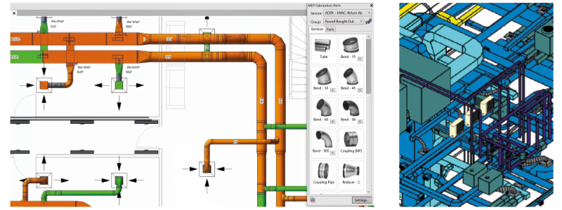 AUTODESK REVIT TECHNOLOGY SYSTEMS