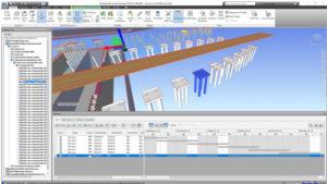 Navisworks 4D ja 5D simulatsioon