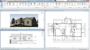 Autodesk Revit-LT-3D-BIM-vs-2D-disain